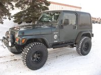 Picture of 2003 Jeep Wrangler Sport, exterior