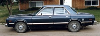 1977 Plymouth Volare Overview