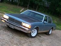 Picture of 1989 Chevrolet Caprice, exterior