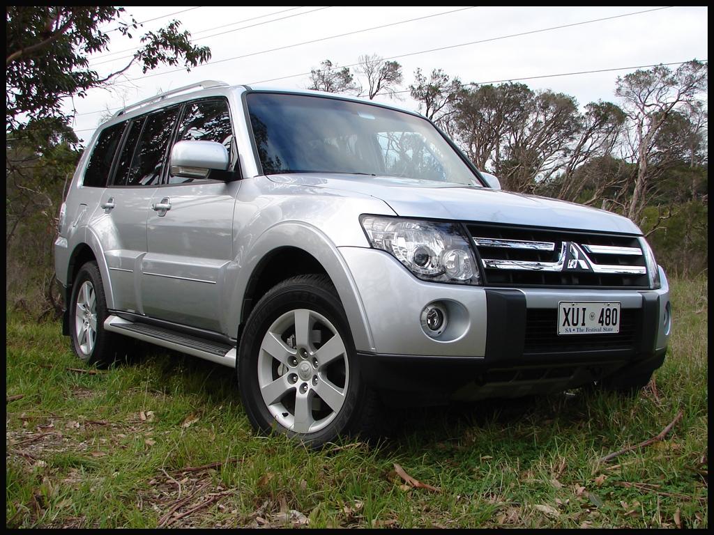 2007 Mitsubishi Pajero Pictures Cargurus