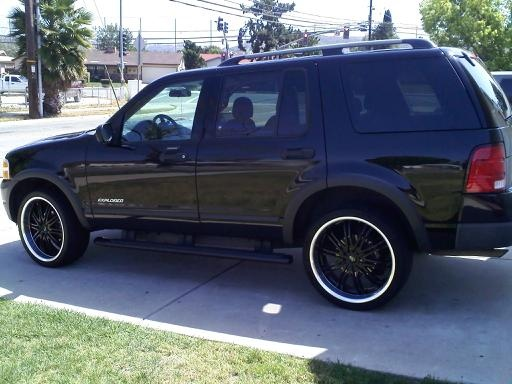 Picture of 2004 Ford Explorer XLS V6, exterior, gallery_worthy