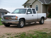 Picture of 1999 GMC Sierra 1500 SLE Extended Cab SB, exterior