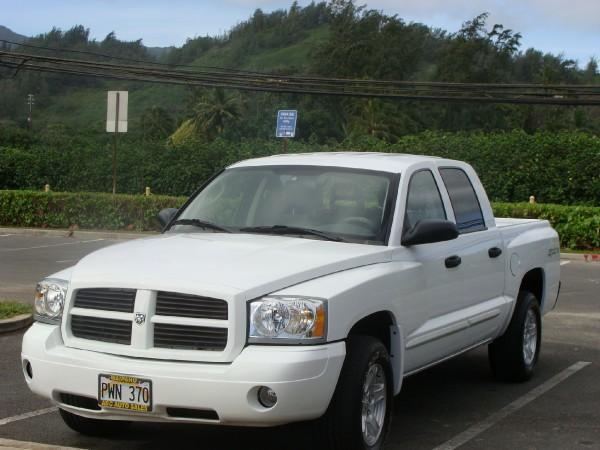 2005 Dodge Dakota Quad Cab. 2006 Dodge Dakota SLT 4dr Quad