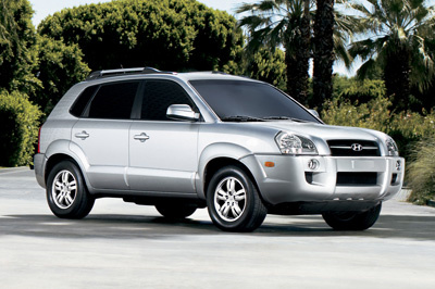 Picture of 2009 Hyundai Tucson SE 2.7 4WD