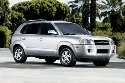 Hyundai Tucson 2005 is has