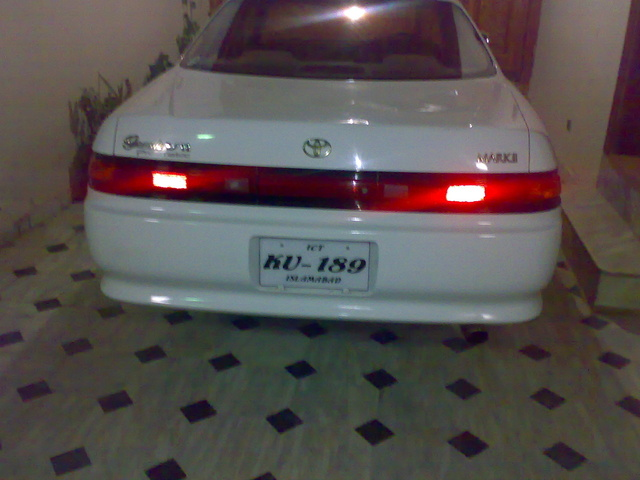 Picture of 1996 Toyota Chaser, exterior