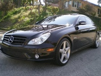 2007 Mercedes-Benz CLS-Class CLS63 AMG, 2007 Mercedes-Benz CLS63 AMG Base picture, exterior