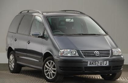 Picture of 2007 Volkswagen Sharan, exterior, gallery_worthy
