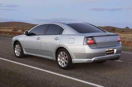 Picture of 2007 Mitsubishi Galant