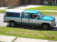 1994 Chevrolet C/K 2500 Ext. Cab 6.5-ft. Bed 2WD picture, exterior
