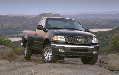 Picture of 1998 Ford F-250 2 Dr XLT Standard Cab LB