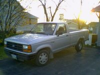 Picture of 1991 Ford Ranger Custom Standard Cab LB, exterior
