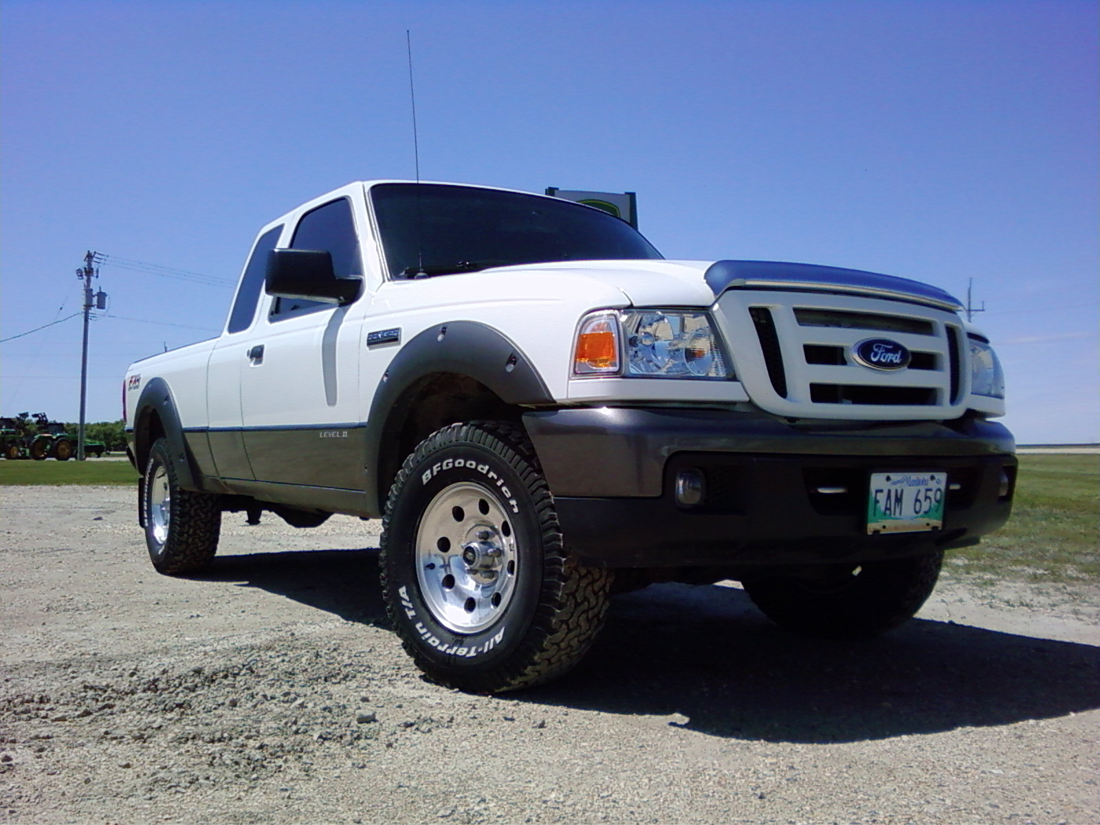 2006 Ford Ranger FX4 Level II 4dr SuperCab 4WD Styleside SB picture ...