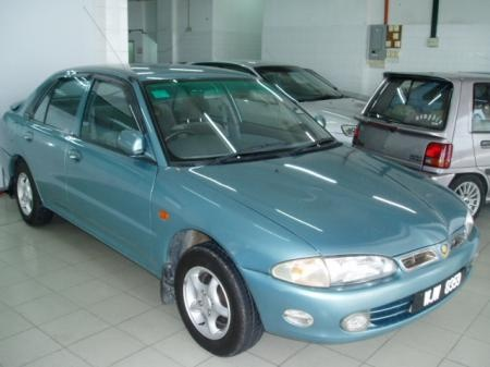 Picture of 1998 Proton Wira, exterior, gallery_worthy