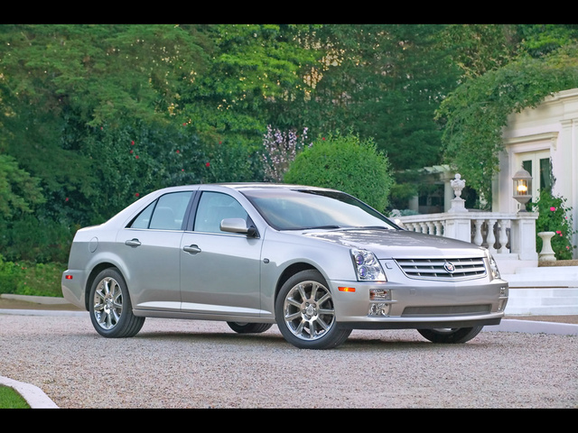 2005 cadillac sts - user reviews
