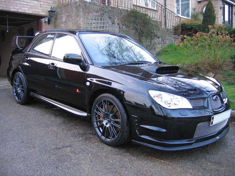 2007 Subaru Sti Wallpaper. 2007 Subaru Wrx Sti