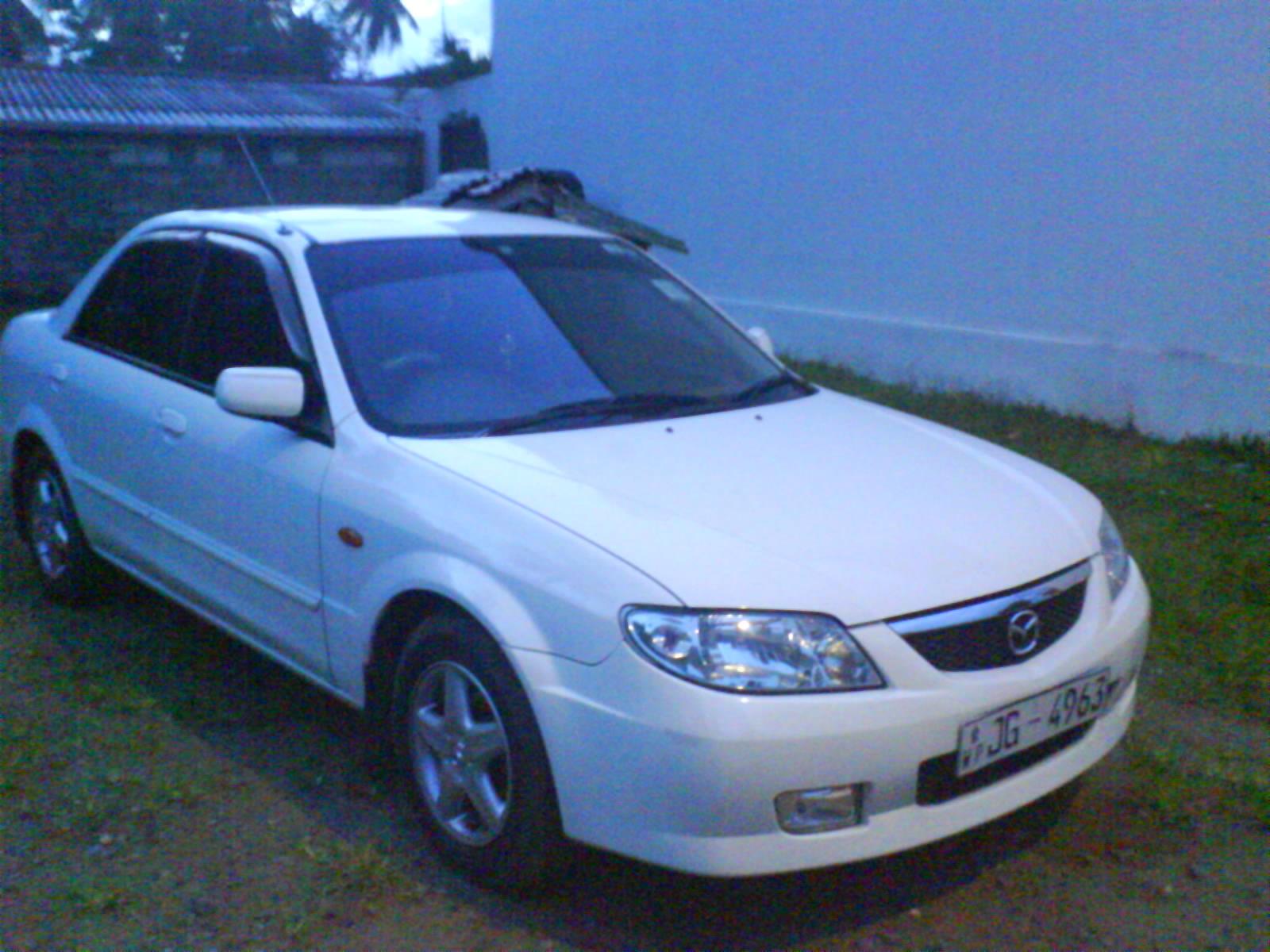 Subaru 0 Financing >> Mazda Familia - Overview - CarGurus