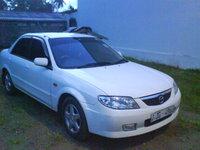 2003 Mazda Familia Overview