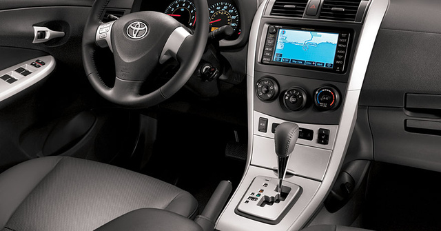 Superior Picture Of 2010 Toyota Corolla, Interior, Gallery_worthy
