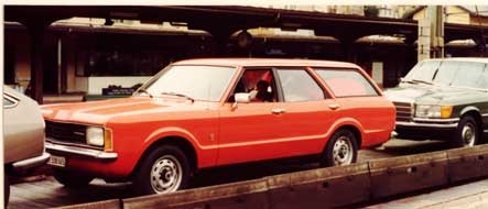 Picture of 1980 Ford Taunus