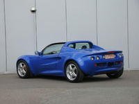 1998 Lotus Elise Overview