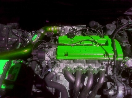 Picture of 1995 Honda Accord EX, engine