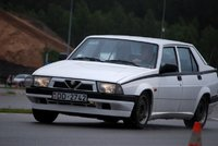 Picture of 1989 Alfa Romeo 75, exterior, gallery_worthy