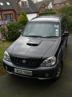 2004 Hyundai Terracan Overview