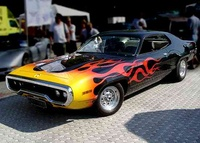 1971 Plymouth Road Runner, Picture of 1971 Plymouth Satellite, exterior