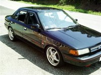 1995 Mazda Protege Overview