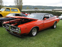 Picture of 1972 Dodge Charger, engine, exterior