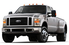 Picture of 2009 Ford F-350 Super Duty FX4 Crew Cab 4WD