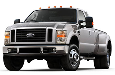 2009 Ford F-350 Super Duty FX4 Crew Cab 4WD picture
