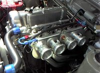 Picture of 1969 Datsun 1600 SP311, engine