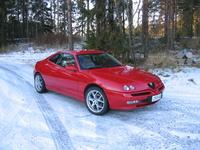 1996 Alfa Romeo GTV Overview