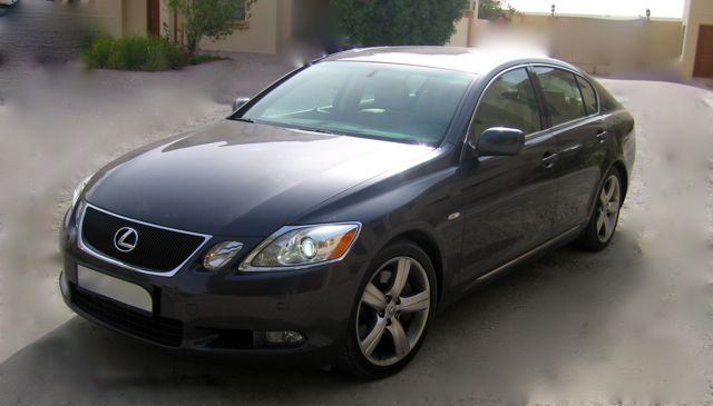 2005 Lexus GS430 with 7,800 Miles. Suh-weeet!