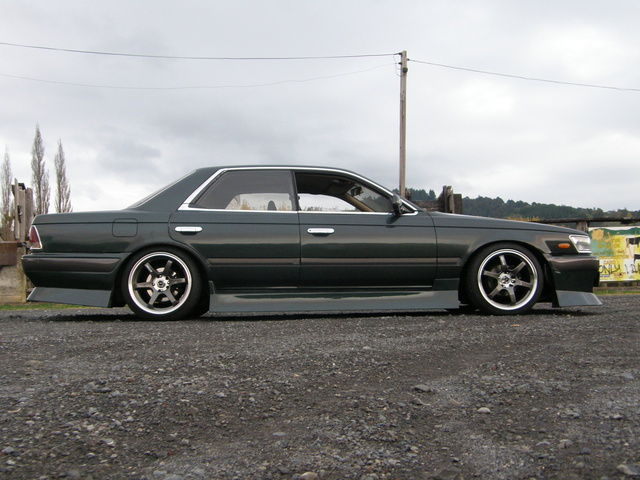 Picture of 1991 Nissan Laurel