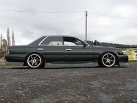 1991 Nissan Laurel Overview