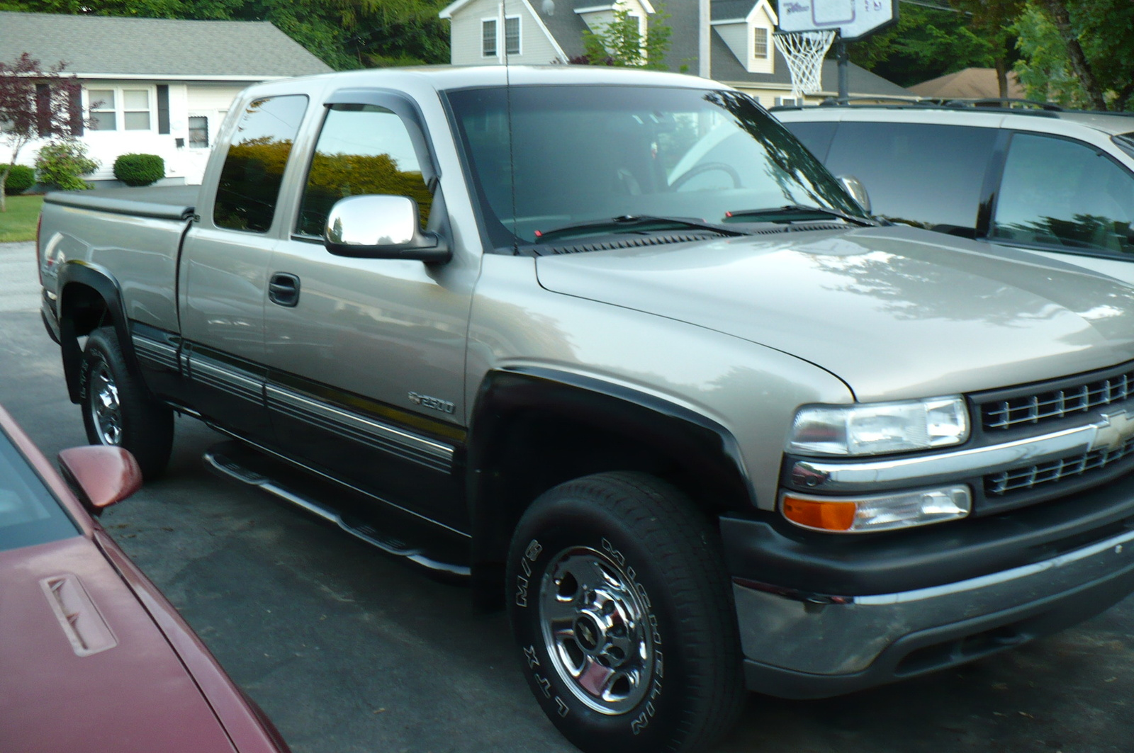 picture of 1999 chevrolet silverado 2500 3 dr ls 4wd extended cab sb. Cars Review. Best American Auto & Cars Review