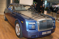 Picture of 2008 Rolls-Royce Phantom Drophead Coupe Convertible, exterior
