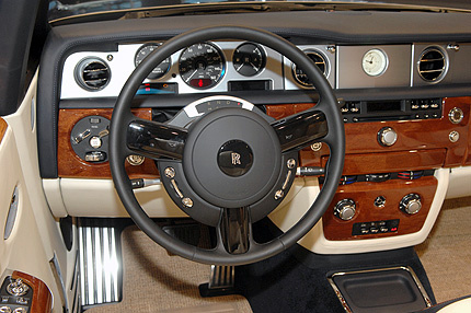 2008 Rolls-Royce Phantom Drophead Coupe - Interior Pictures - CarGurus