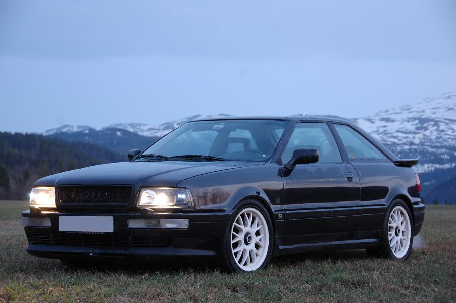 1990 Audi Coupe Pictures Cargurus