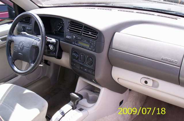 Picture of 1998 Volkswagen Vento, interior, gallery_worthy