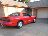 1994 Pontiac Firebird Formula, the day i got it, exterior