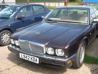 1993 Jaguar XJ-Series Overview