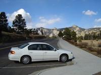 2000 Chevrolet Malibu LS, Estes Park, CO, exterior