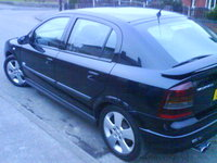 Picture of 2003 Vauxhall Astra, exterior