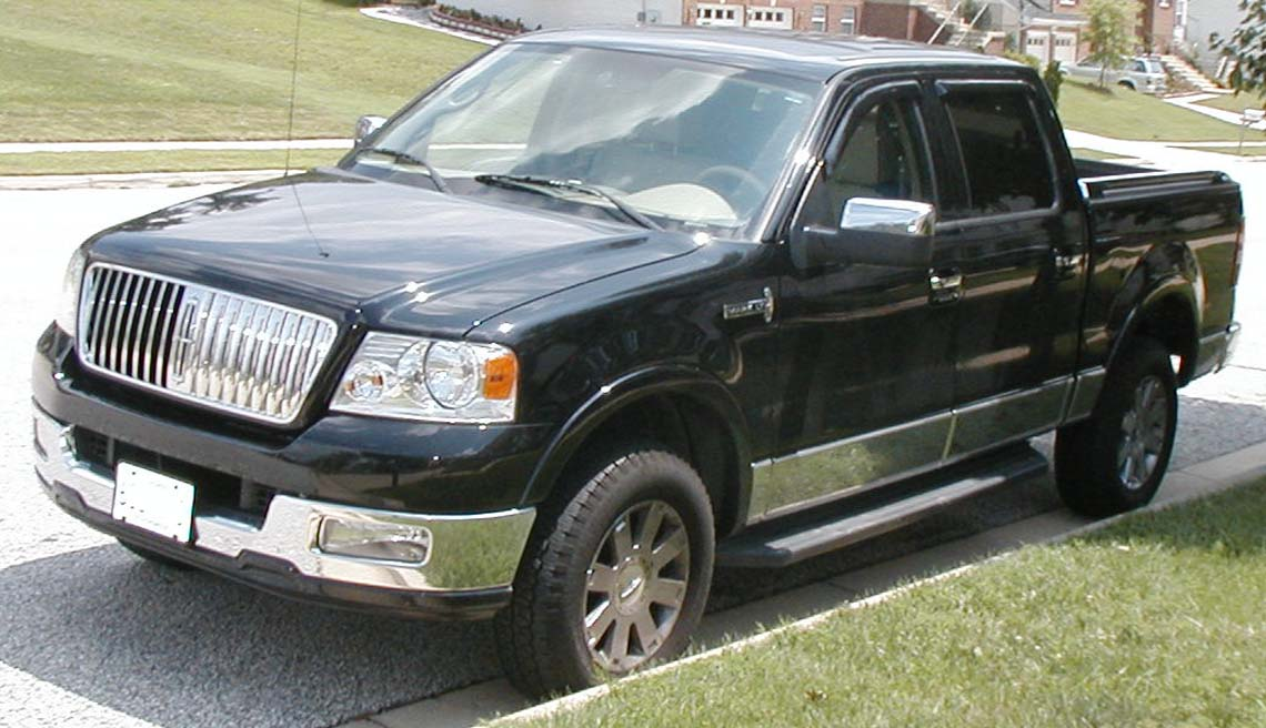 2008 Lincoln Mark Lt Pictures Cargurus