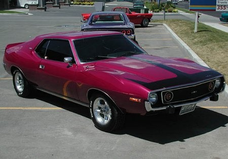 1974 amc javelin value
