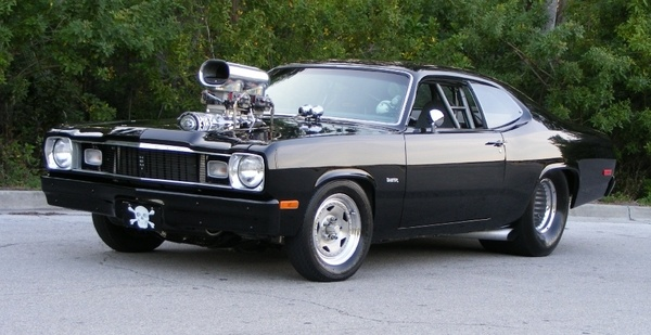 Picture of 1973 Plymouth Duster, exterior, gallery_worthy